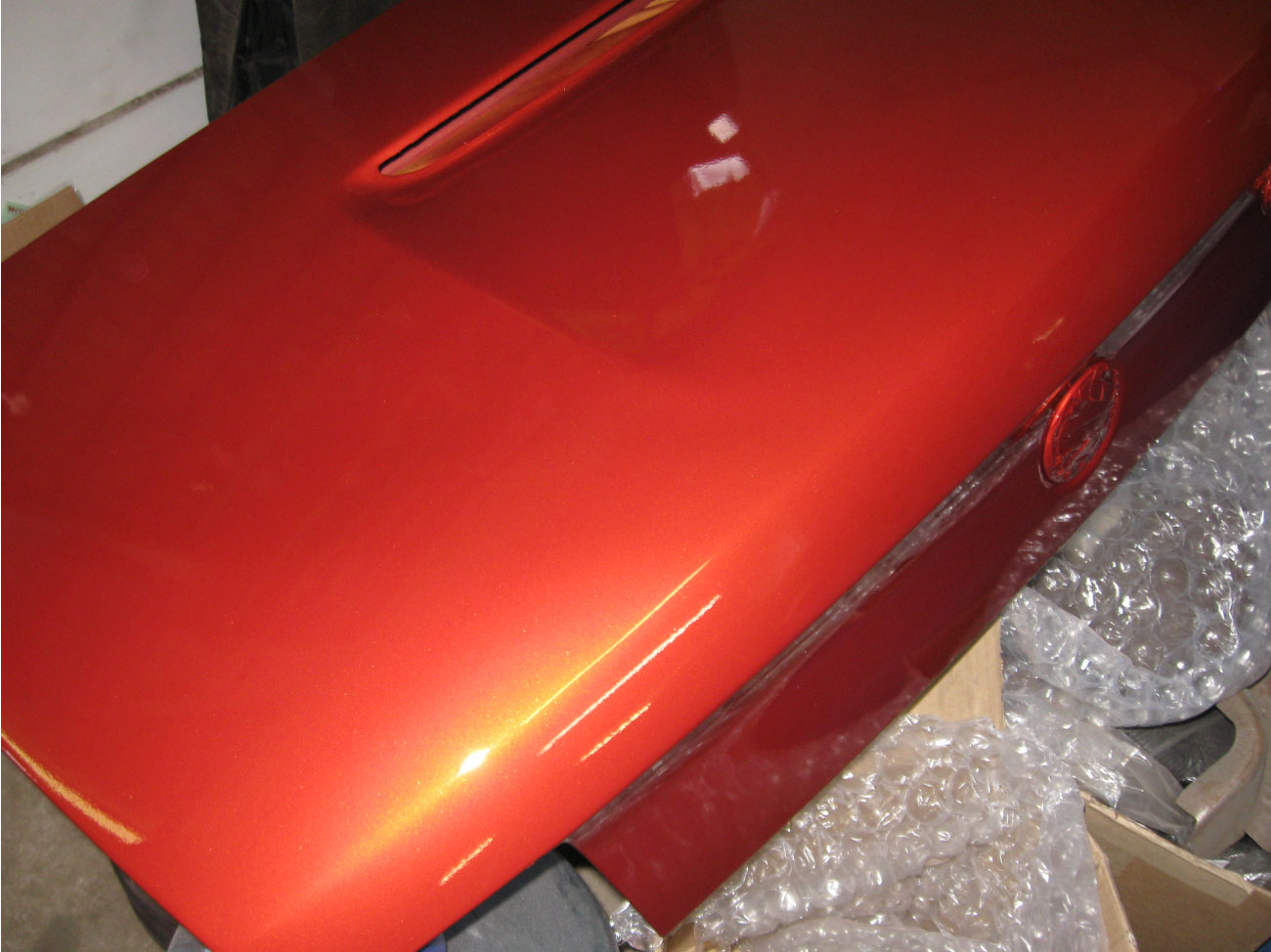 Z3 painted lid
