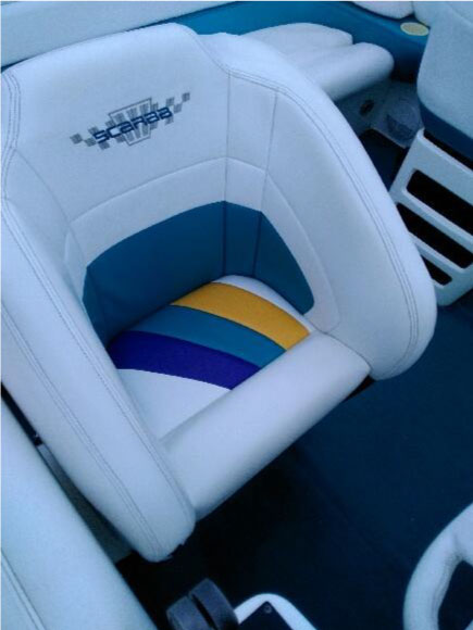 boat upholstery